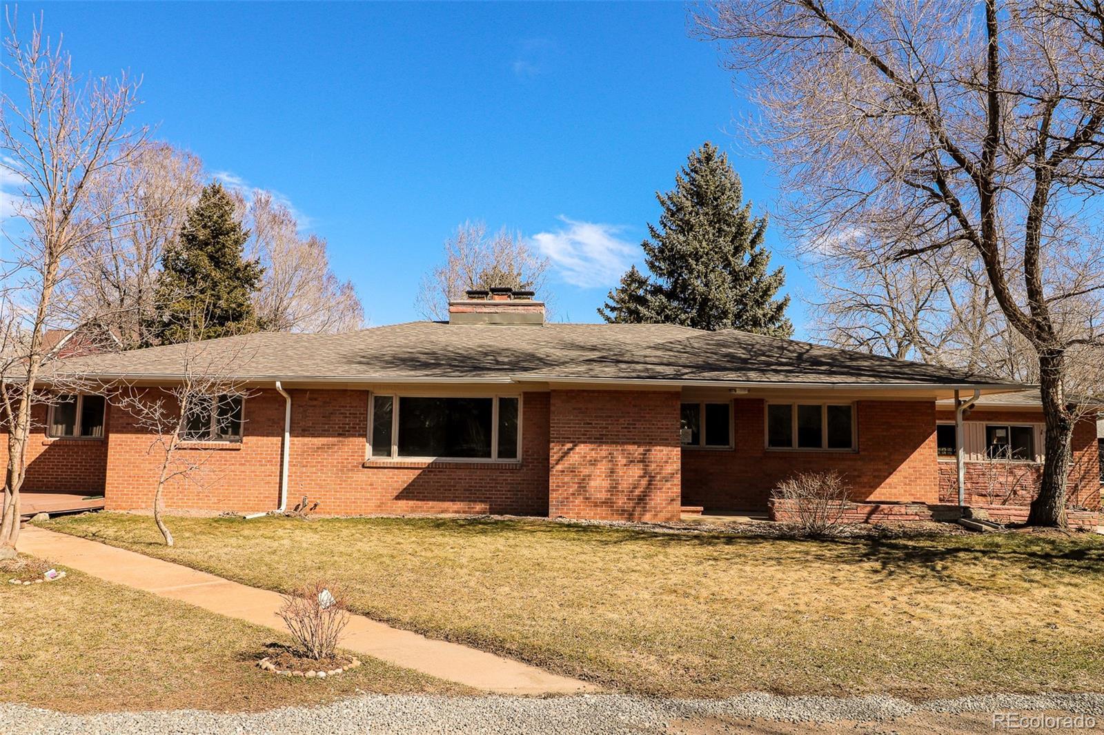 1460 55th Street Property Photo - Boulder, CO real estate listing