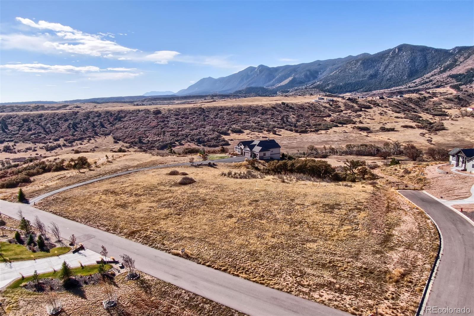 3955 Mesa Top Drive Property Photo - Monument, CO real estate listing