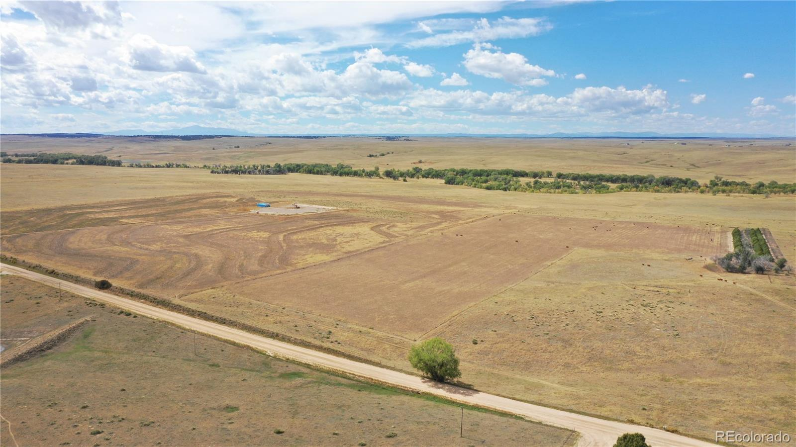 Parcel 4 Comanche Creek Road Property Photo - Kiowa, CO real estate listing