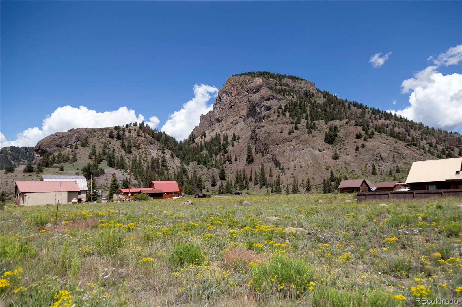 467 W Pine Drive Property Photo - Creede, CO real estate listing