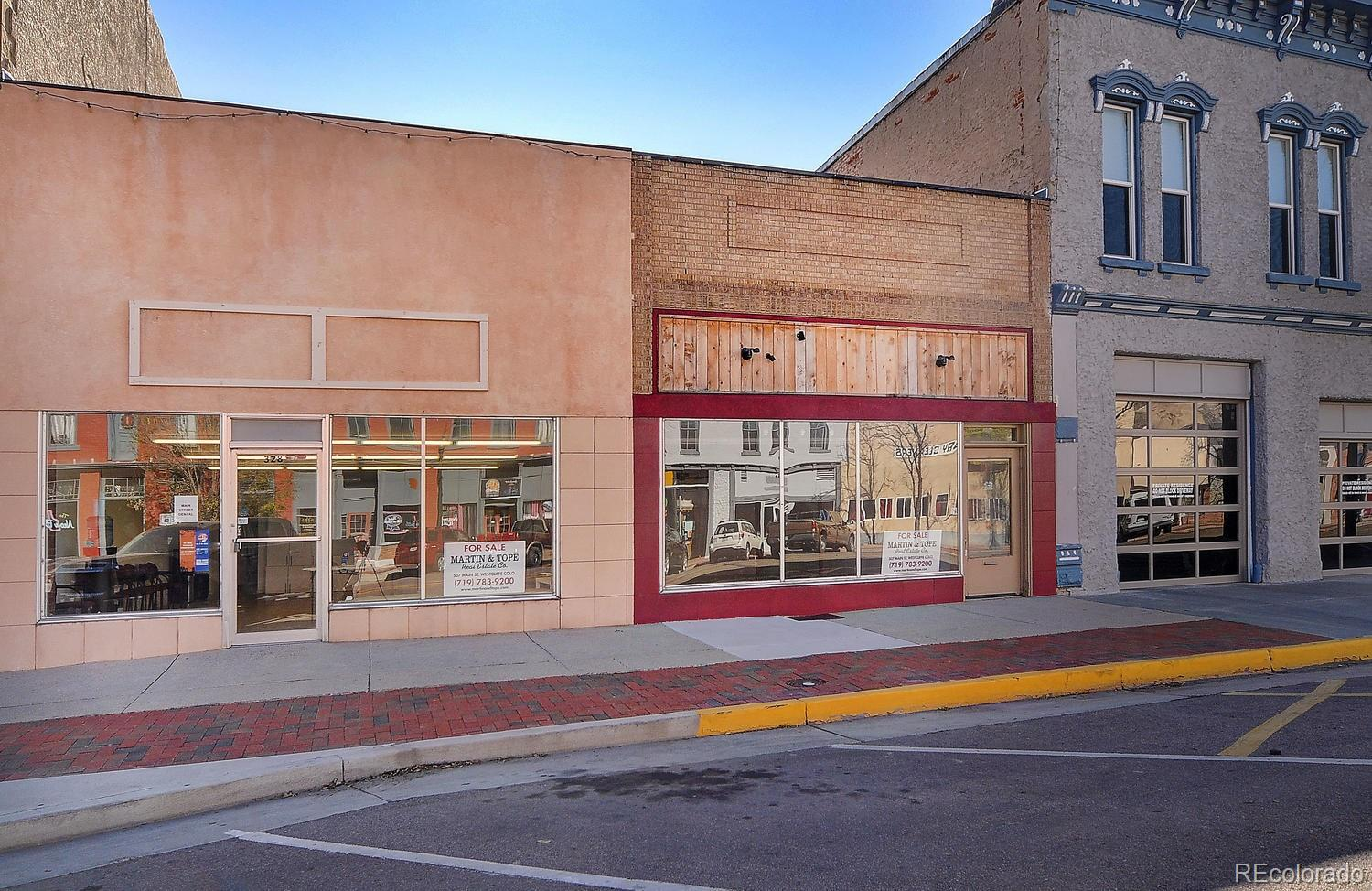 326 Main Street Property Photo - Canon City, CO real estate listing