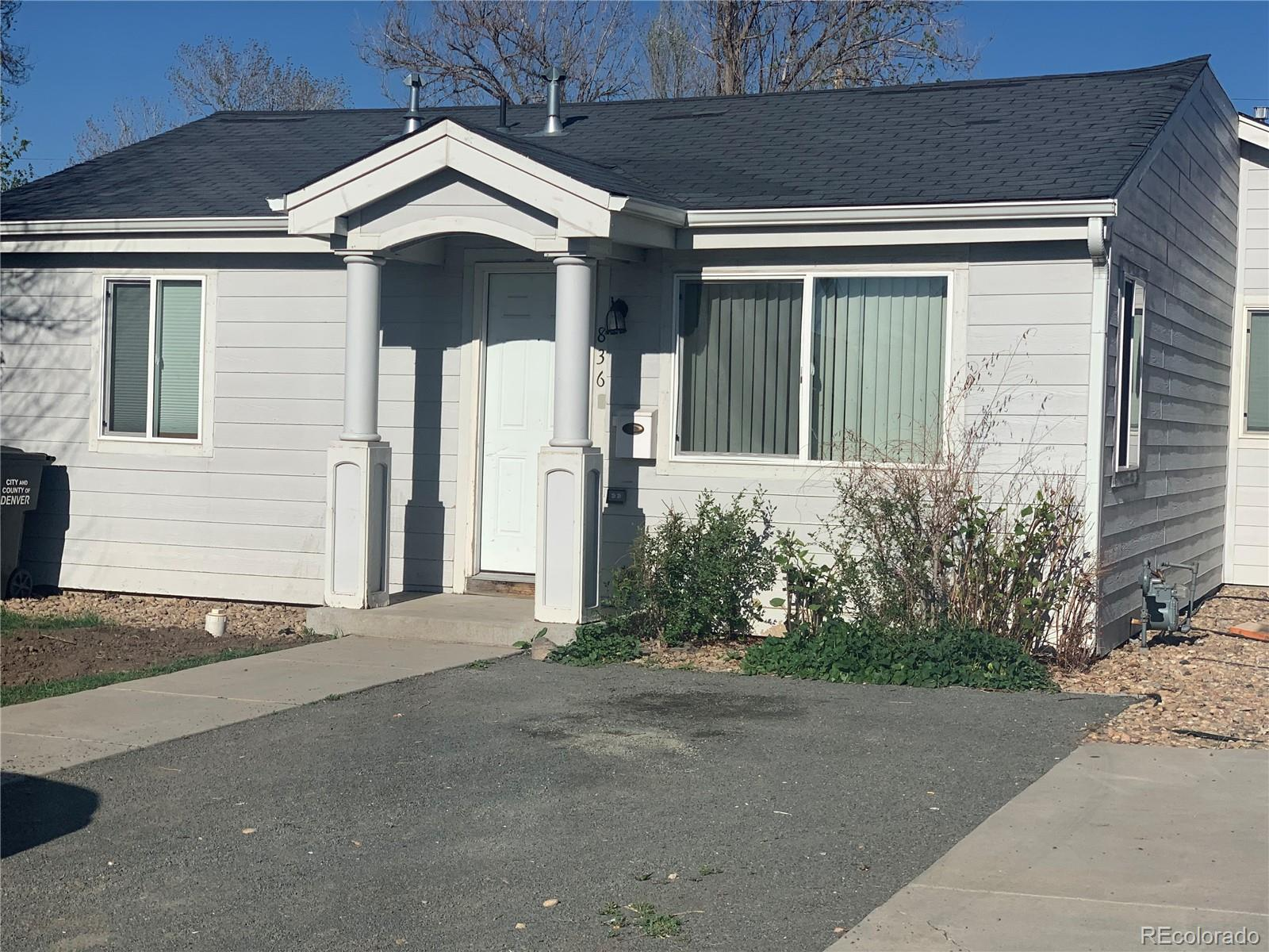 836 S Patton Court Property Photo - Denver, CO real estate listing