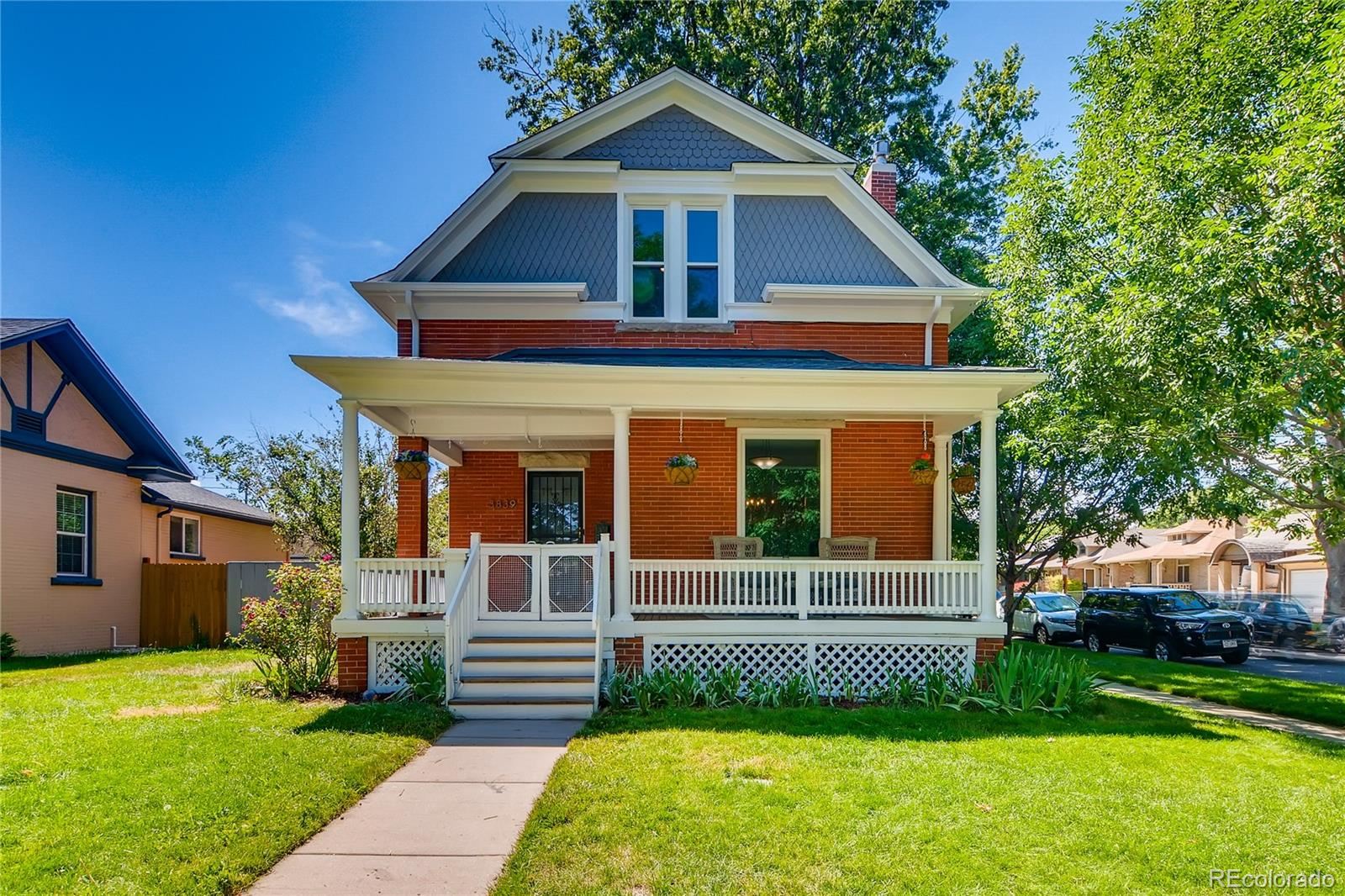 3839 Clay Street Property Photo - Denver, CO real estate listing