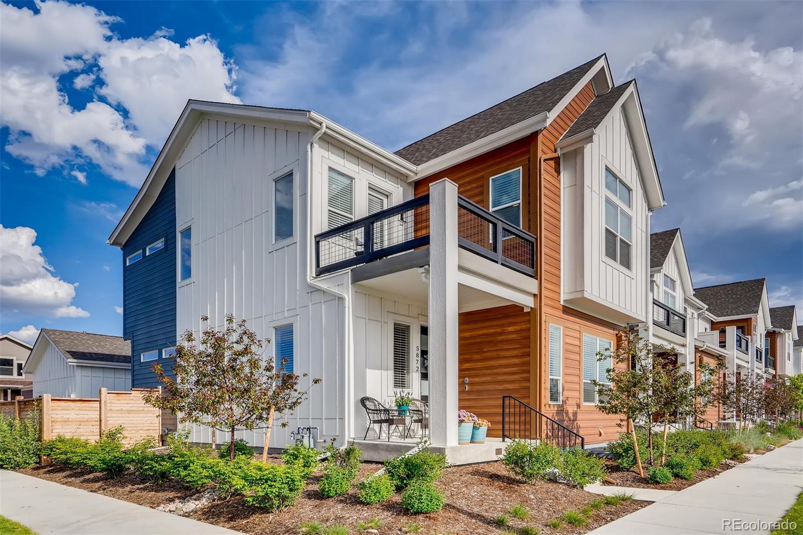 5872 Beeler Court Property Photo - Denver, CO real estate listing