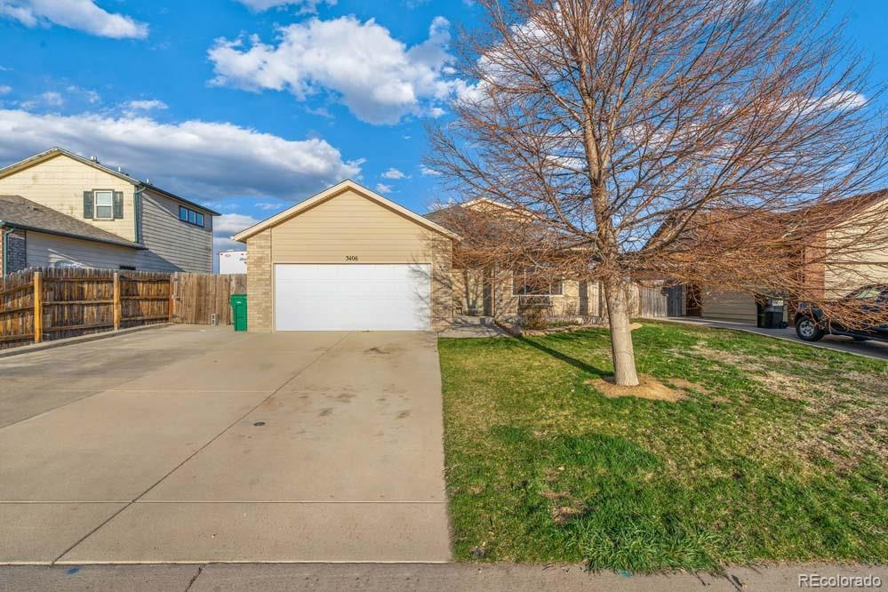 3406 Cove Way, Evans, CO 80620 - Evans, CO real estate listing