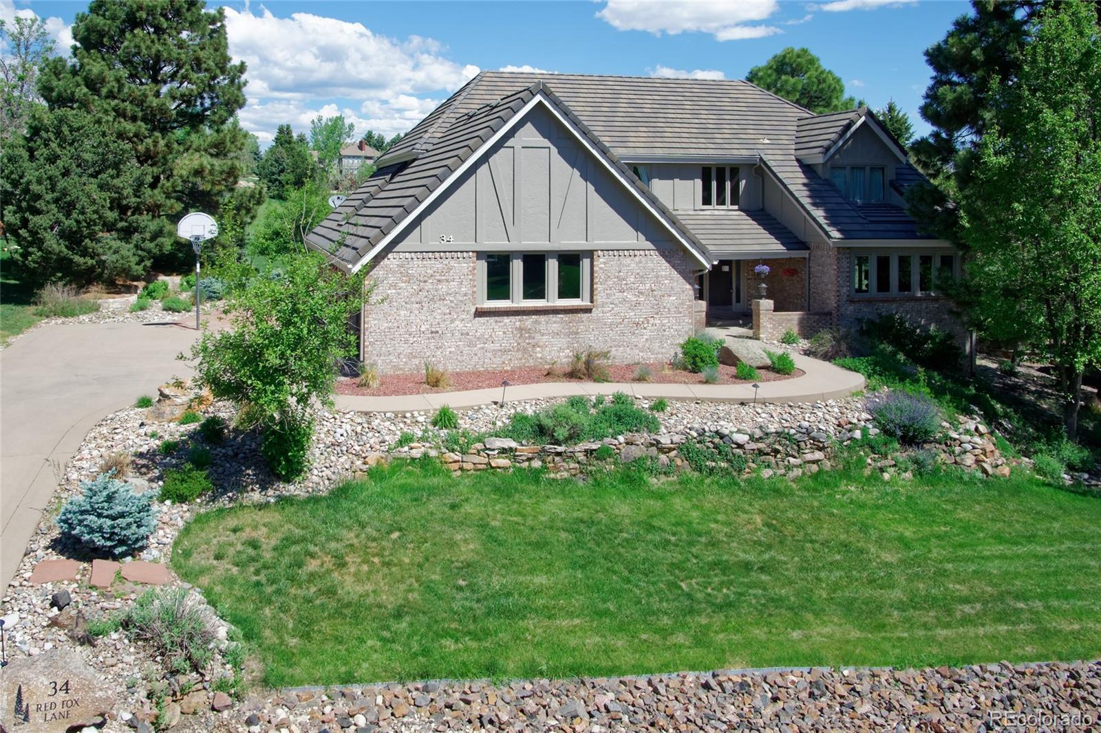 34 Red Fox Lane Property Photo - Littleton, CO real estate listing