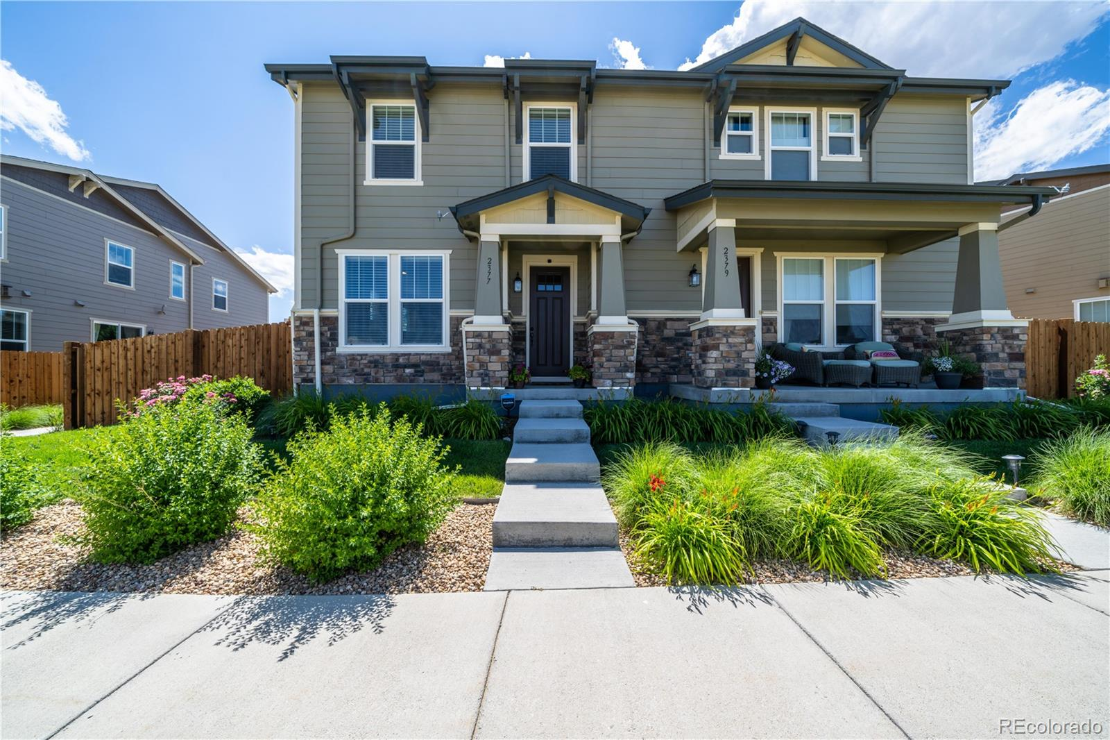 2377 W 165th Lane Property Photo - Broomfield, CO real estate listing