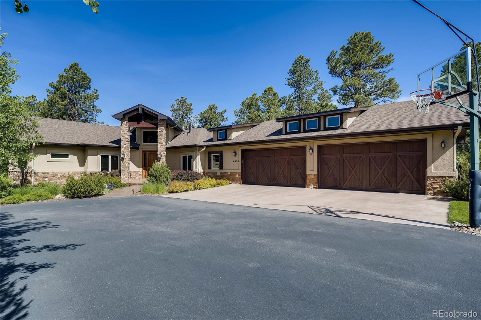 4420 Foxchase Way Property Photo - Colorado Springs, CO real estate listing