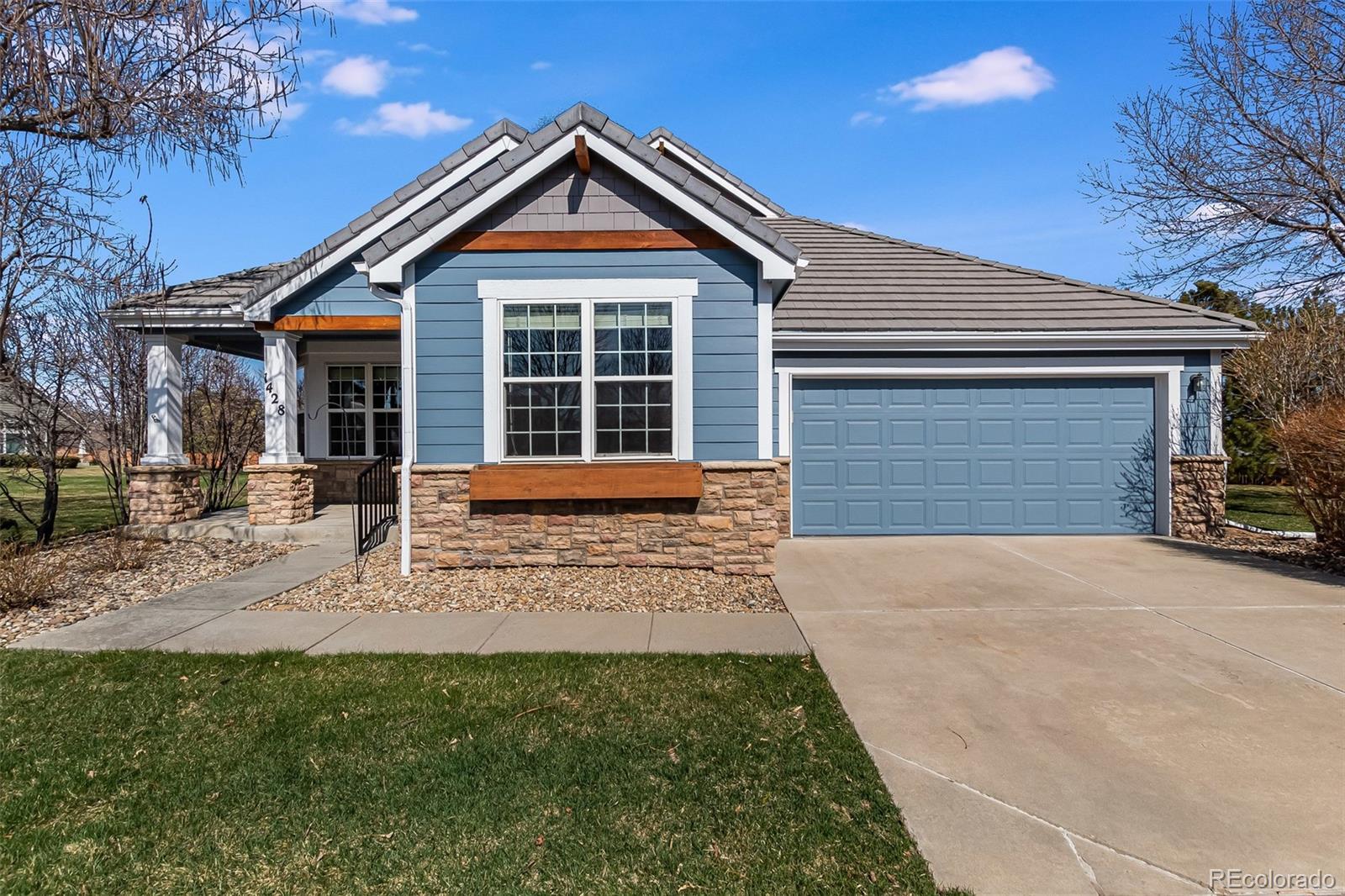 1428 Bluefield Avenue Property Photo - Longmont, CO real estate listing