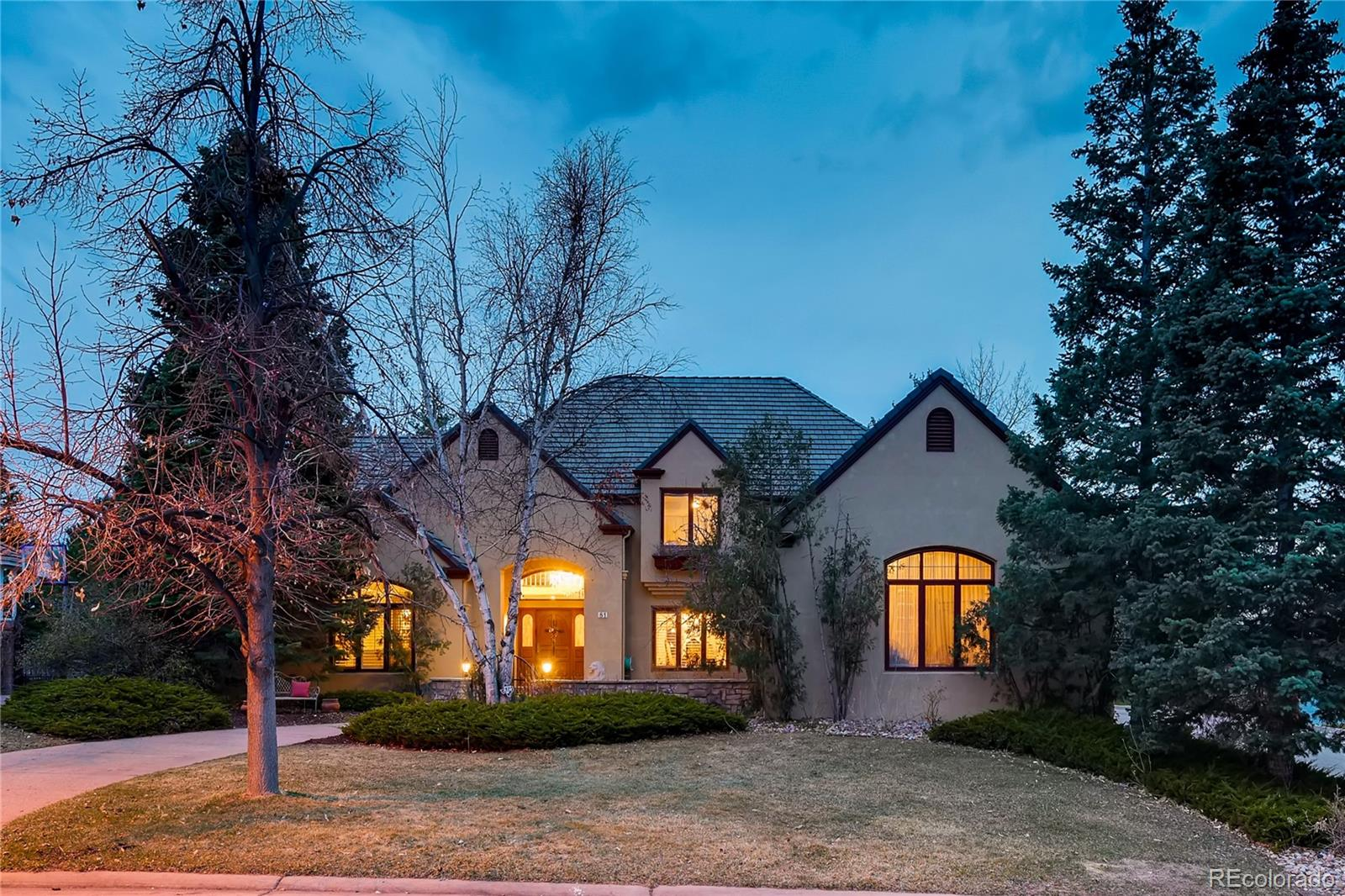81 Falcon Hills Drive Property Photo - Highlands Ranch, CO real estate listing