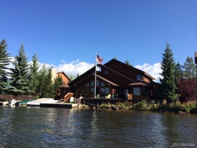 320 Lakeside Drive Property Photo - Grand Lake, CO real estate listing