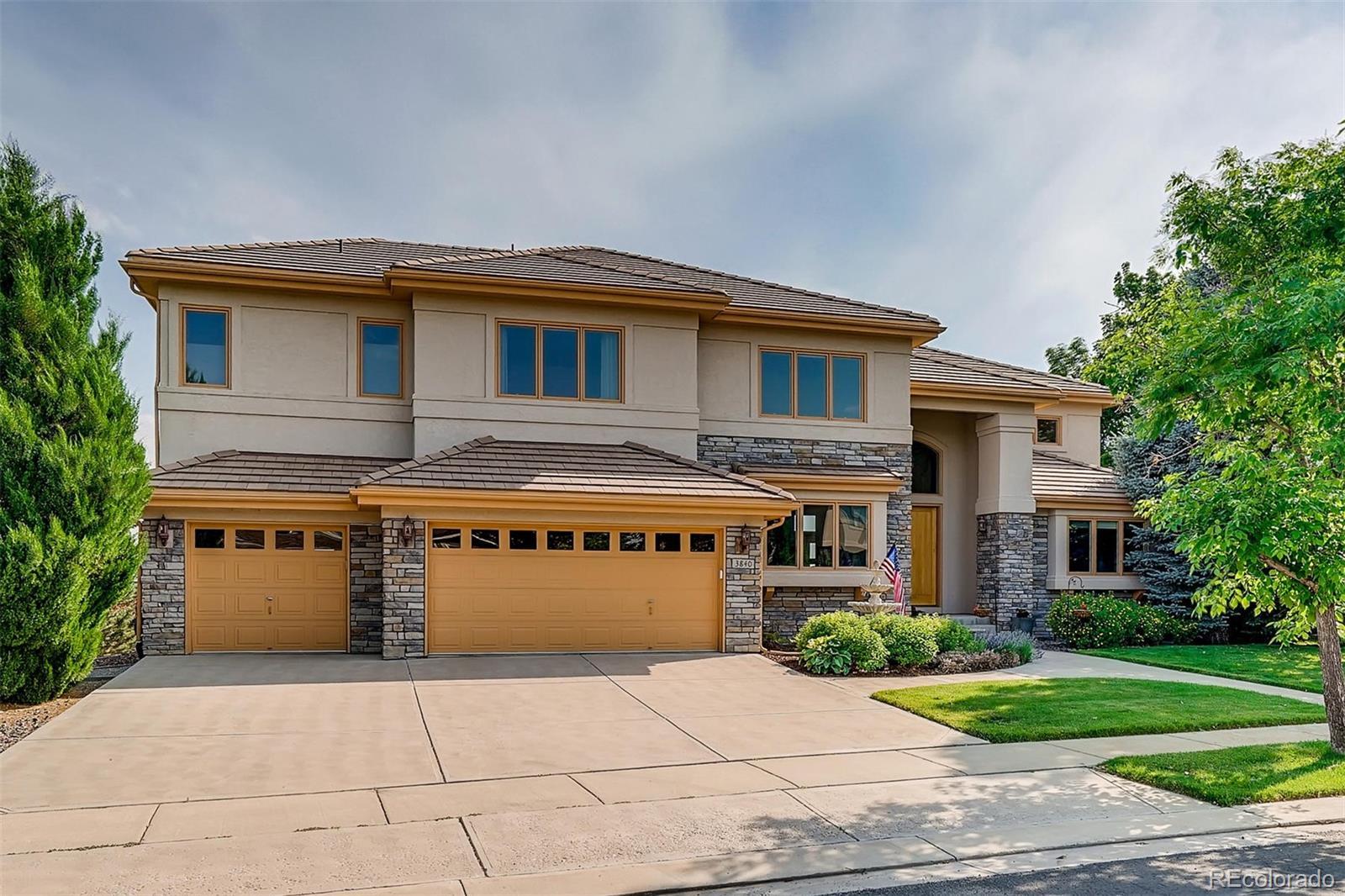 3840 Broadlands Lane Property Photo - Broomfield, CO real estate listing