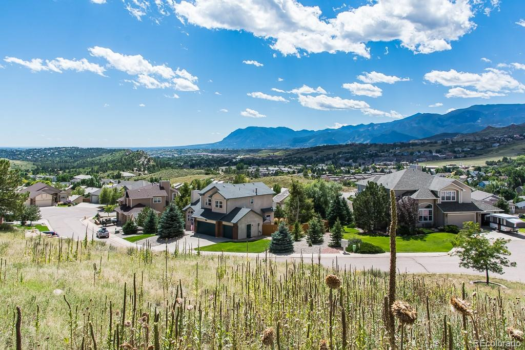 1955 Bluffside Terrace Property Photo - Colorado Springs, CO real estate listing