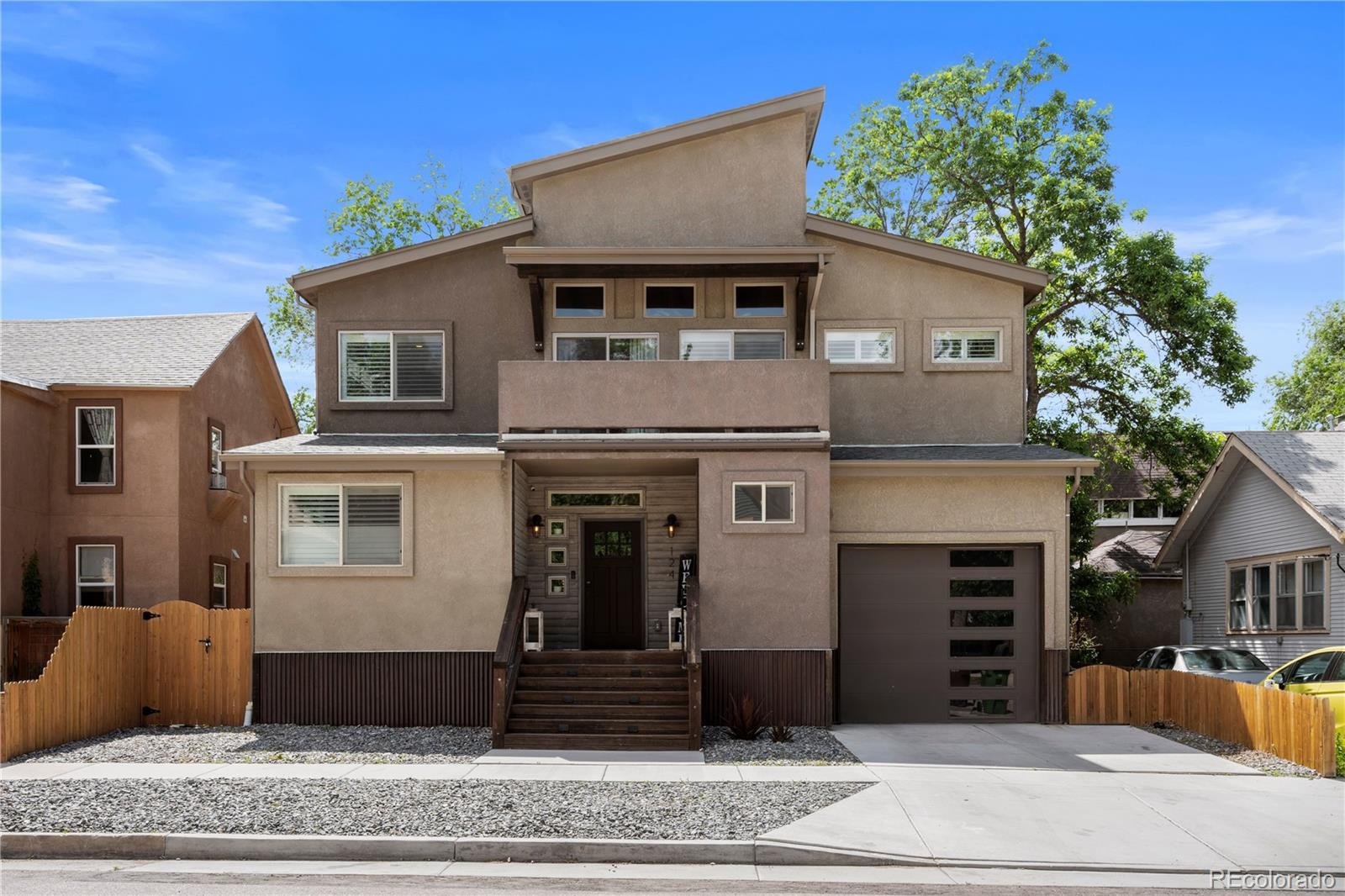124 N Corona Street Property Photo - Colorado Springs, CO real estate listing
