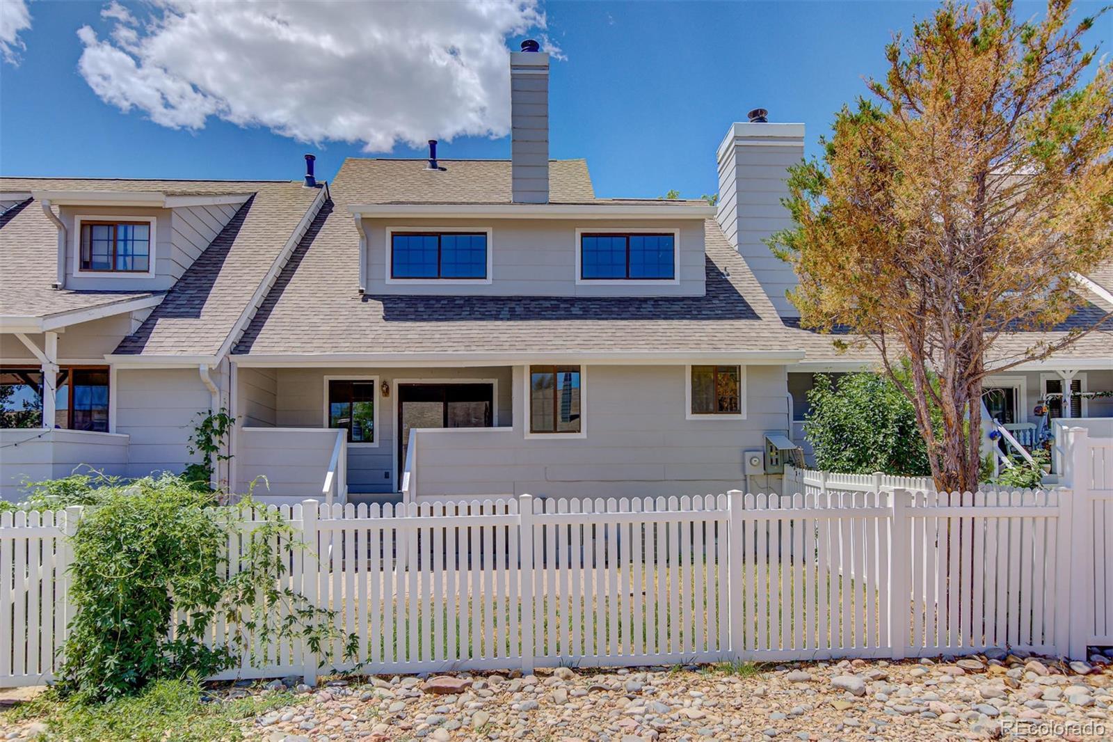 10460 W Purgatoire Peak Property Photo - Littleton, CO real estate listing
