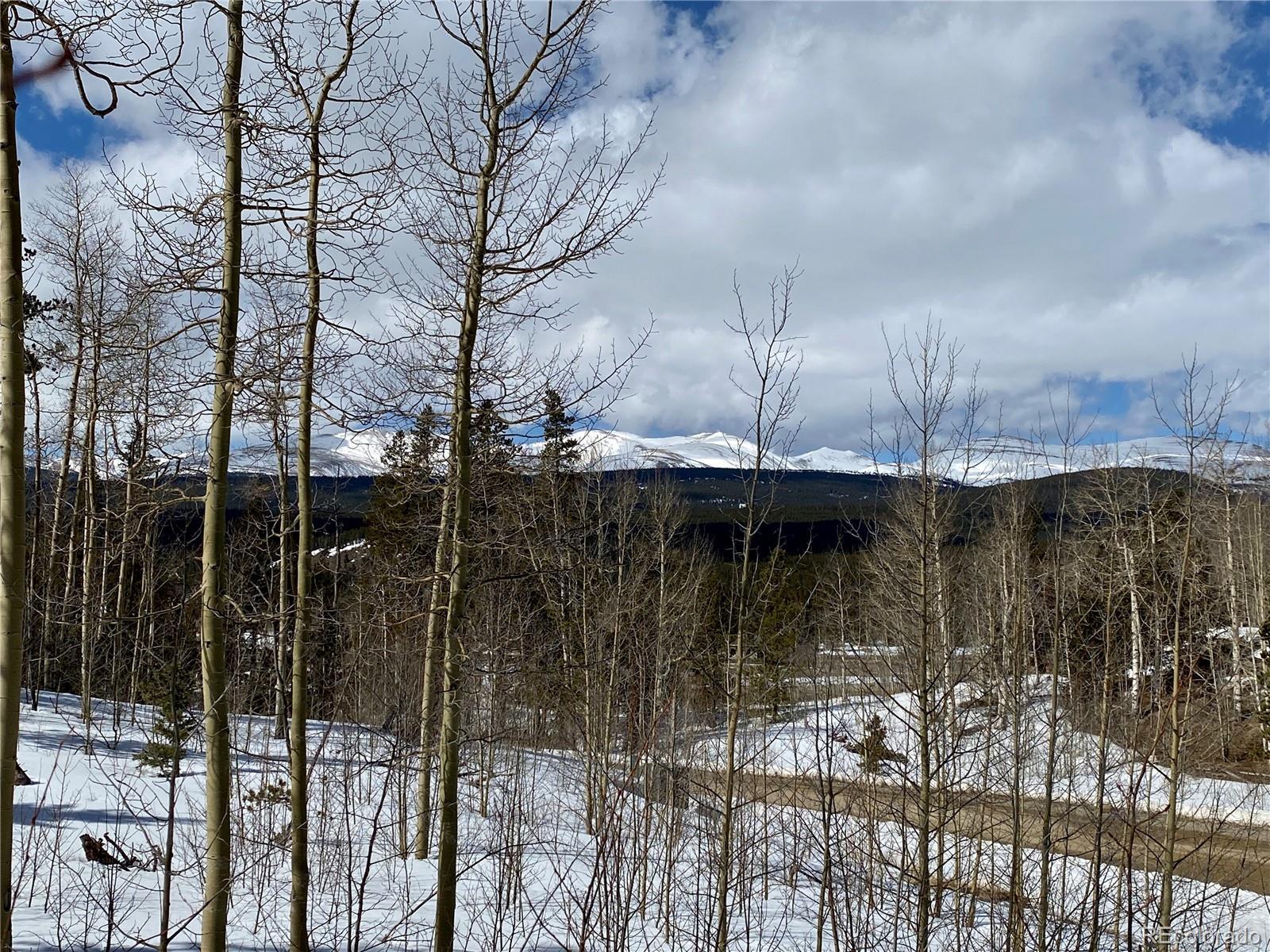 Lot 50 Glacier Ridge Road Property Photo - Alma, CO real estate listing