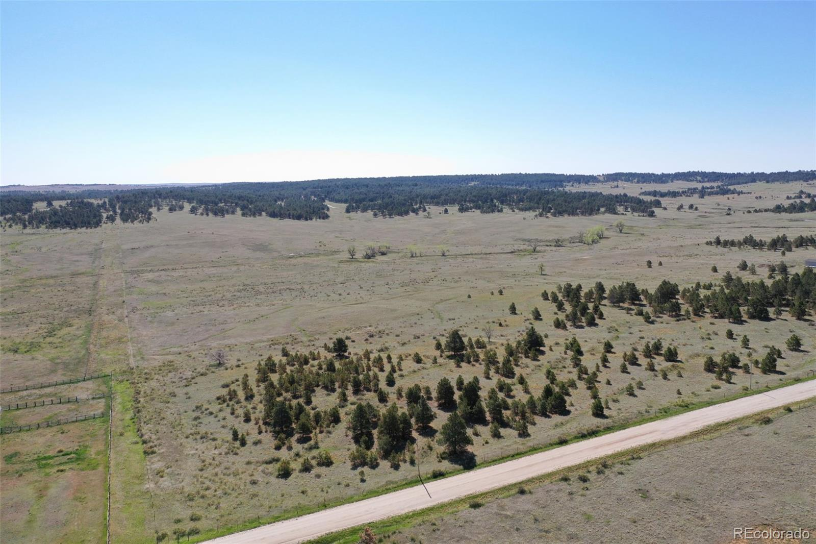 County Road 73 Property Photo - Calhan, CO real estate listing