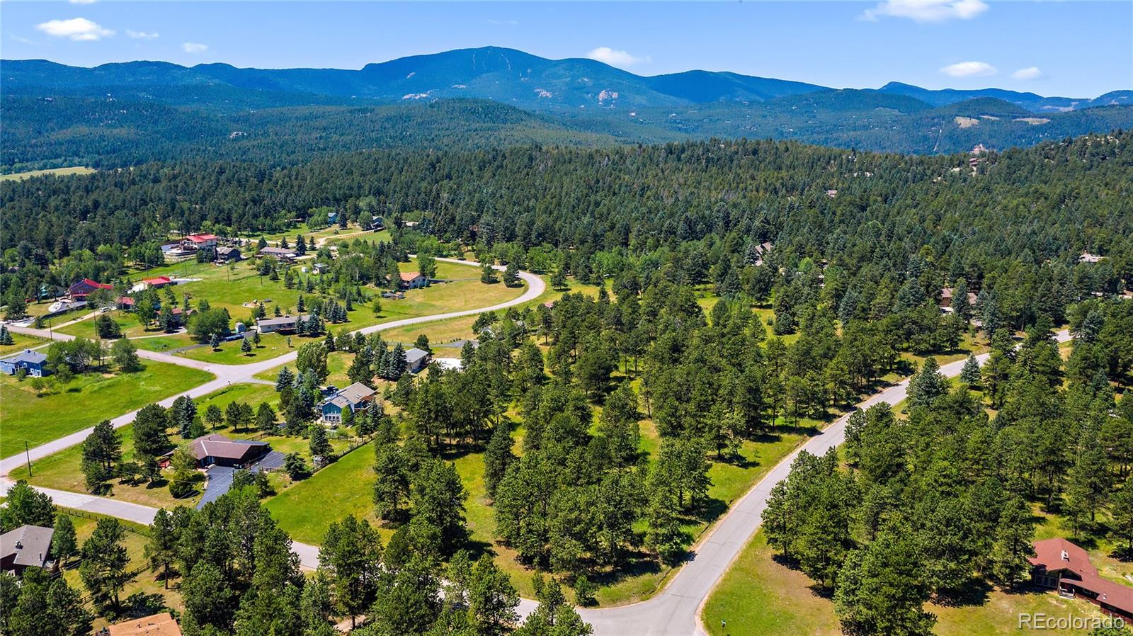8197 Centaur Drive Property Photo - Evergreen, CO real estate listing