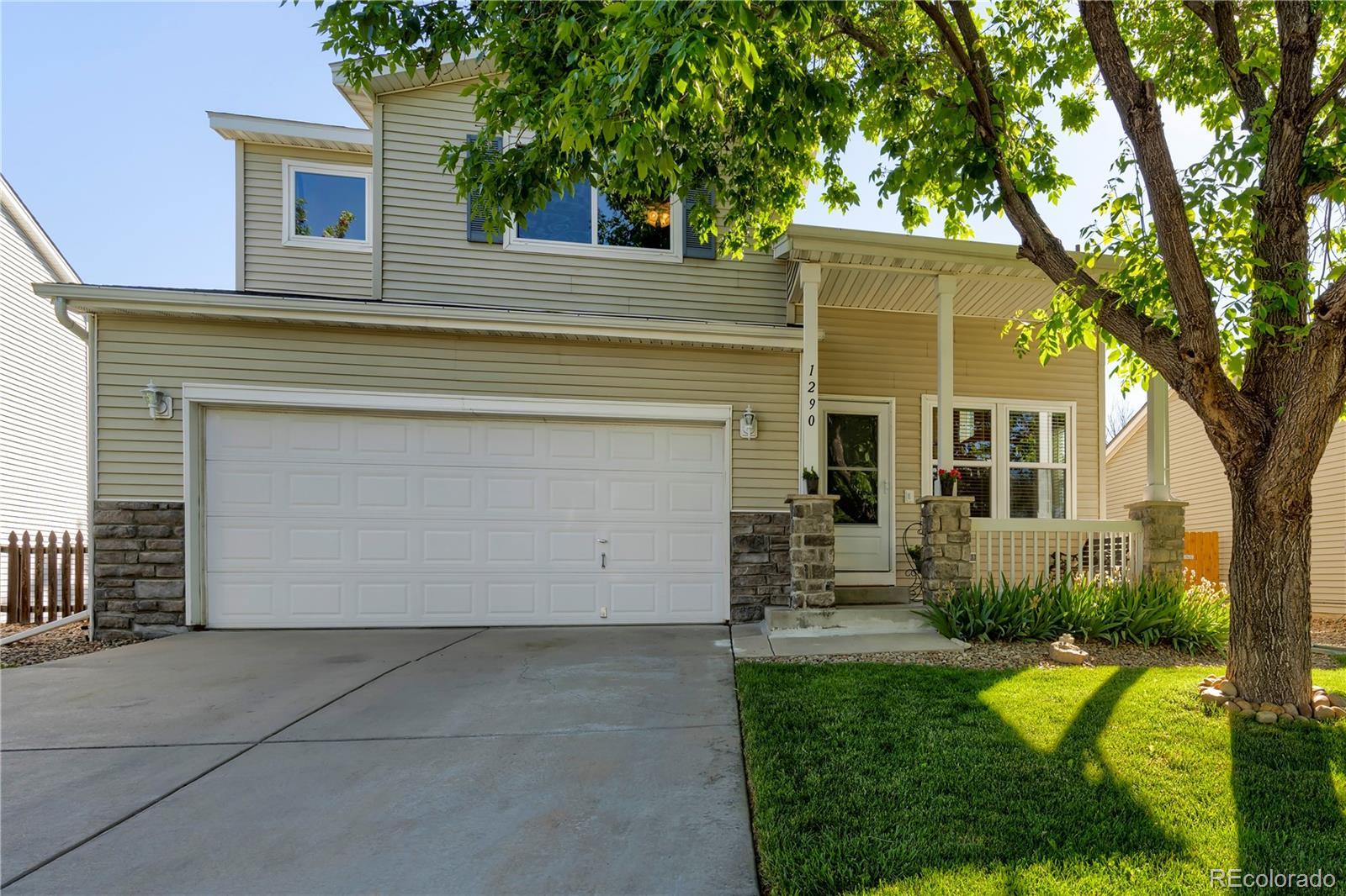1290 Trail Ridge Road Property Photo - Longmont, CO real estate listing