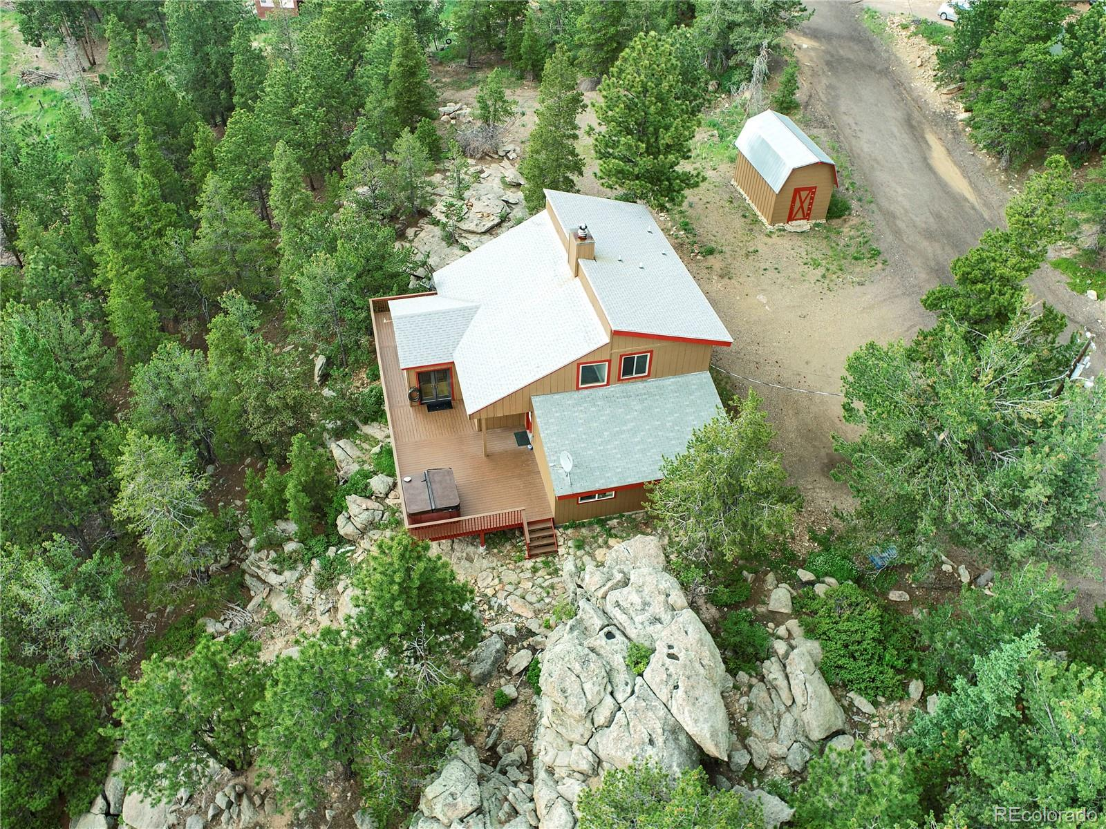 33382 Sidney Road Property Photo - Golden, CO real estate listing