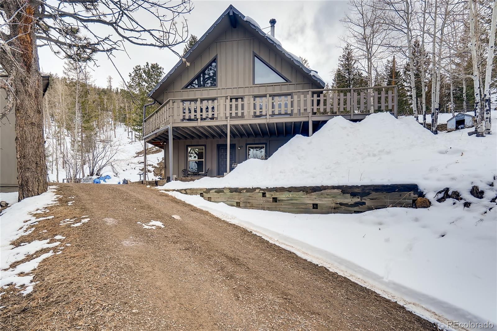 545 Hyland Drive, Evergreen, CO 80439 - Evergreen, CO real estate listing