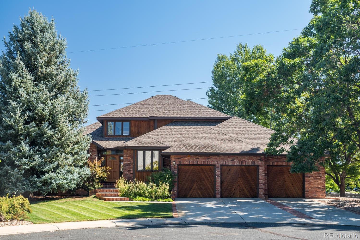1278 Harper Lake Court Property Photo - Louisville, CO real estate listing