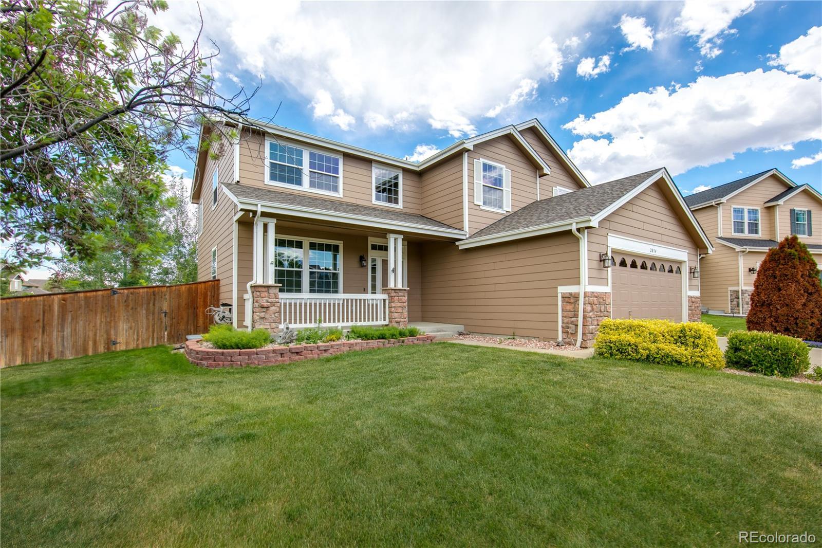 2014 Glenarbor Court Property Photo - Longmont, CO real estate listing