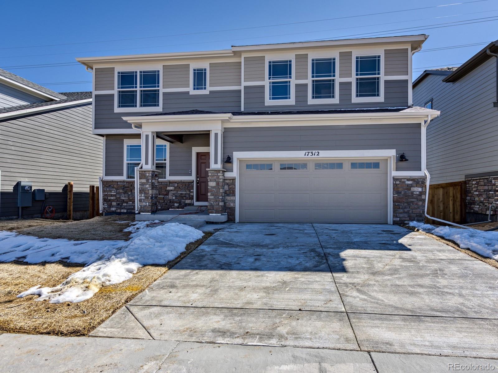 17312 Bluetrail Avenue Property Photo - Parker, CO real estate listing