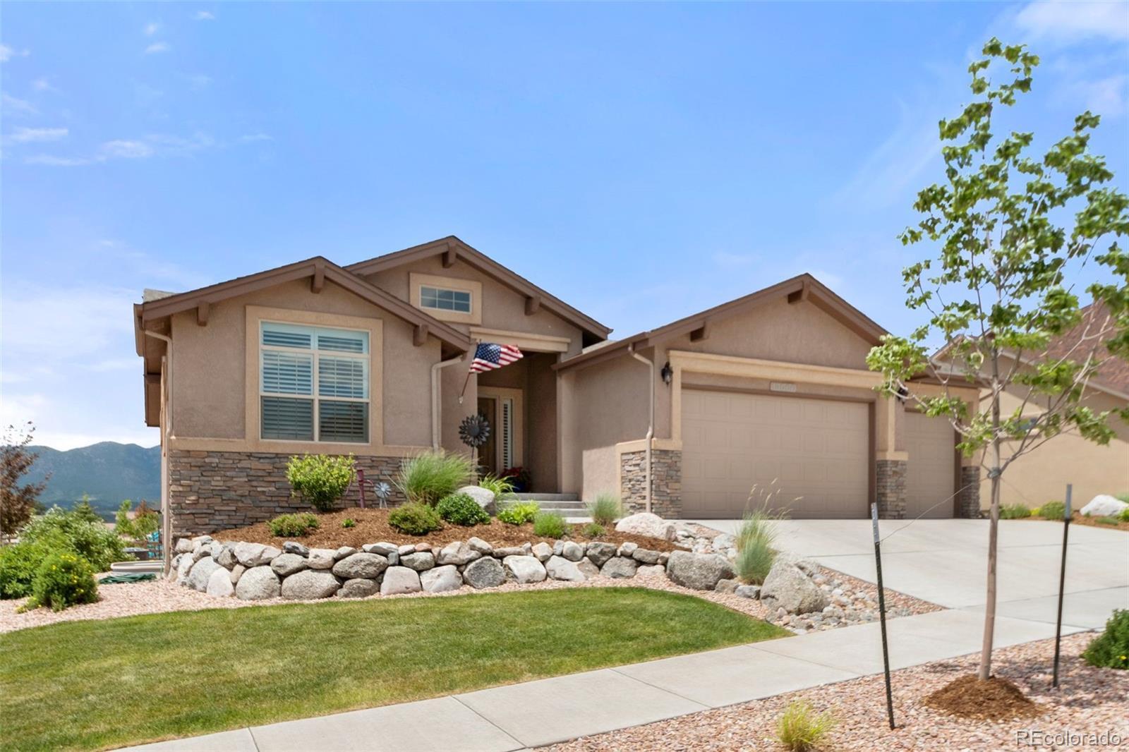 13066 Fisheye Drive Property Photo - Colorado Springs, CO real estate listing