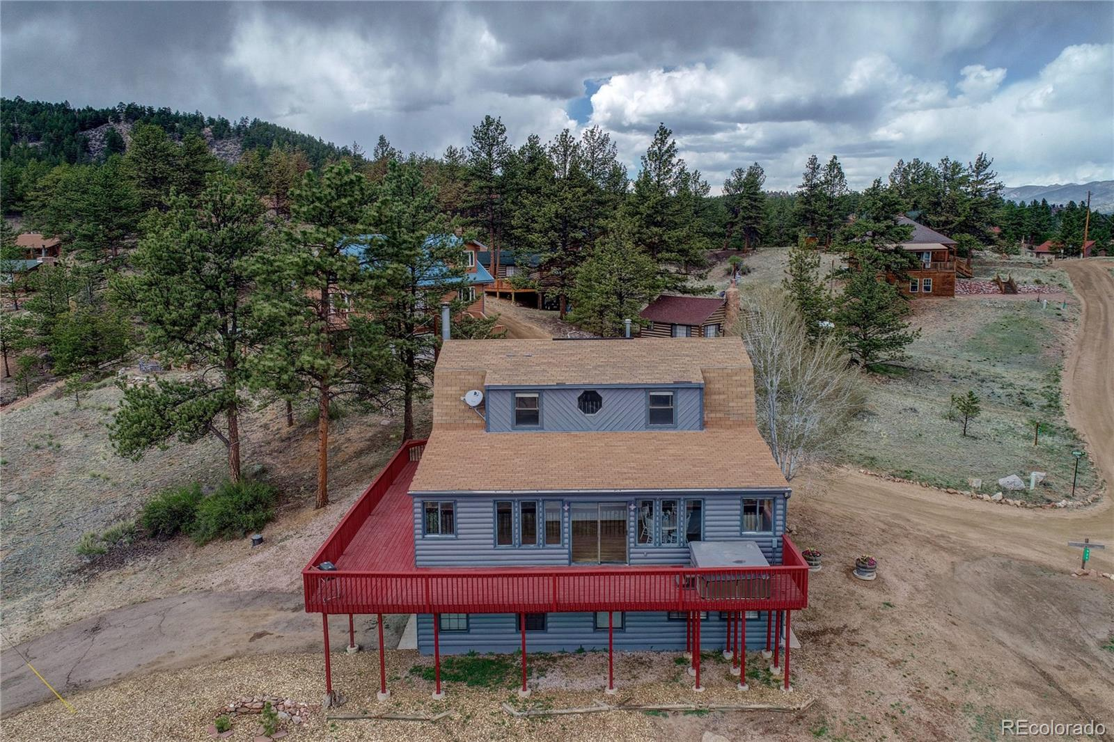 925 Midland Court, Lake George, CO 80827 - Lake George, CO real estate listing