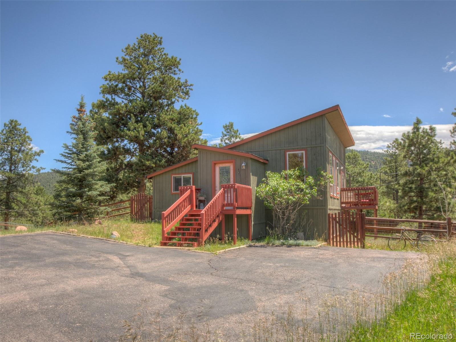 501 N Boundary Street Property Photo - Woodland Park, CO real estate listing