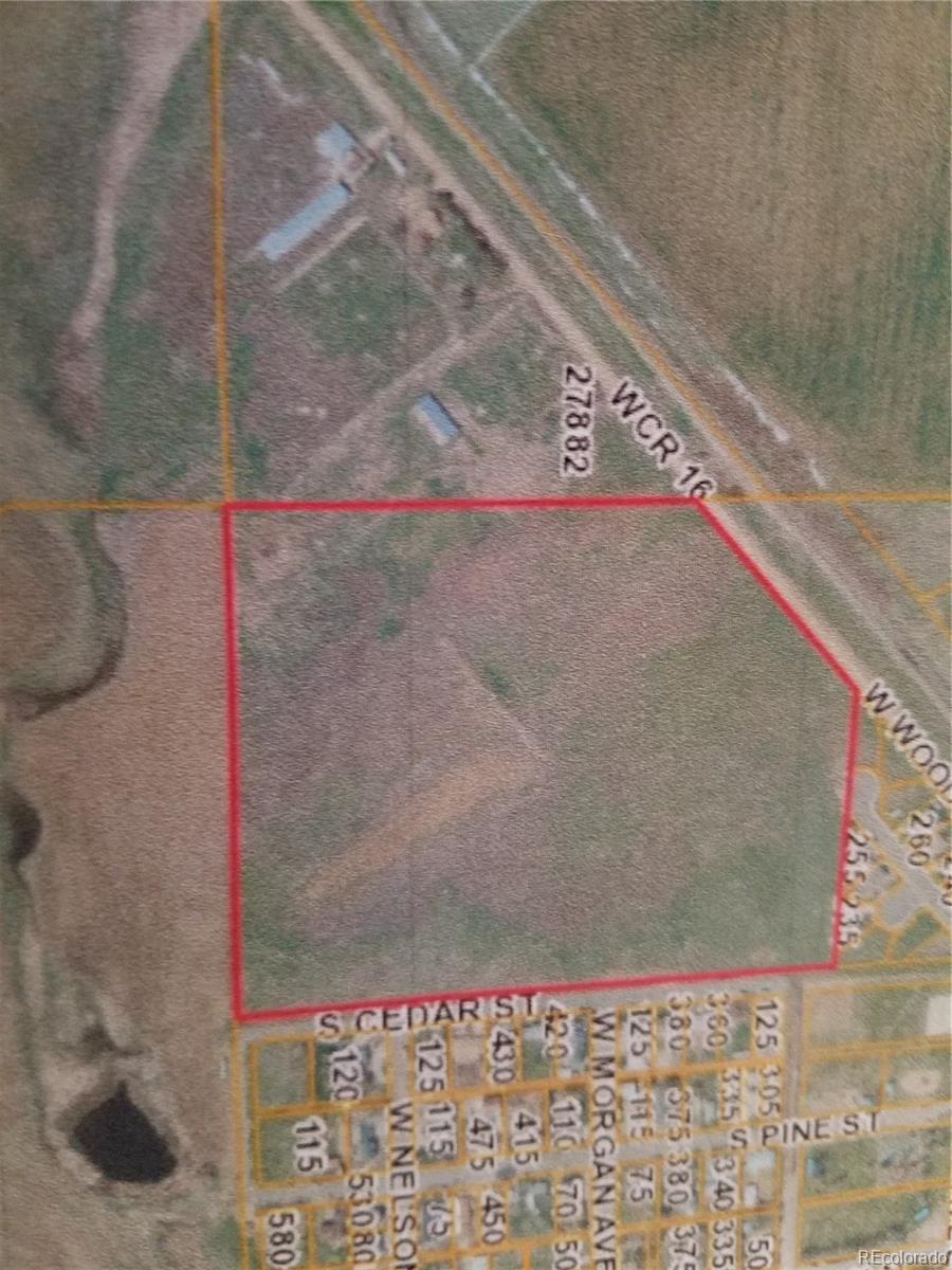 0000 cedar Property Photo - Keenesburg, CO real estate listing