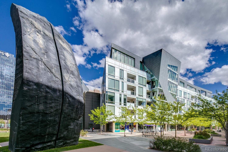 55 W 12th Avenue #607 Property Photo - Denver, CO real estate listing