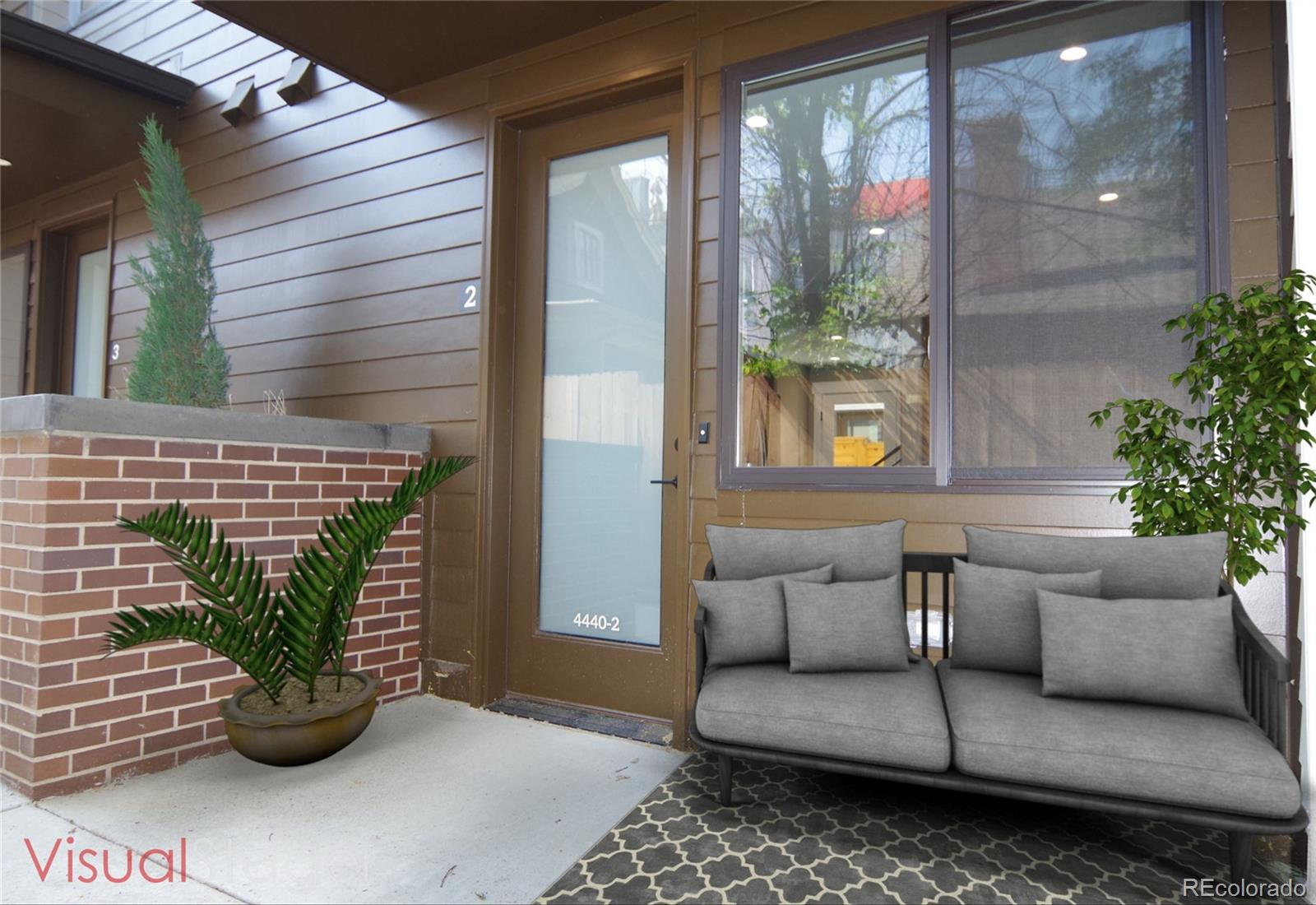 4436 Tennyson Street Property Photo - Denver, CO real estate listing