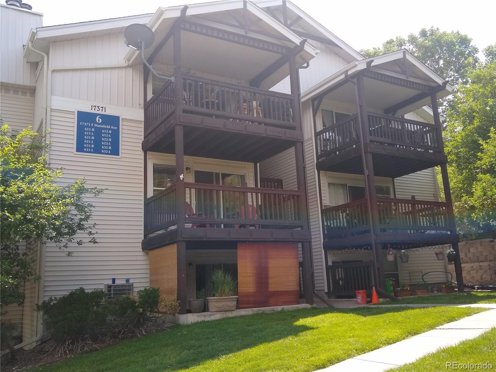 17371 E Mansfield Avenue #622L Property Photo - Aurora, CO real estate listing