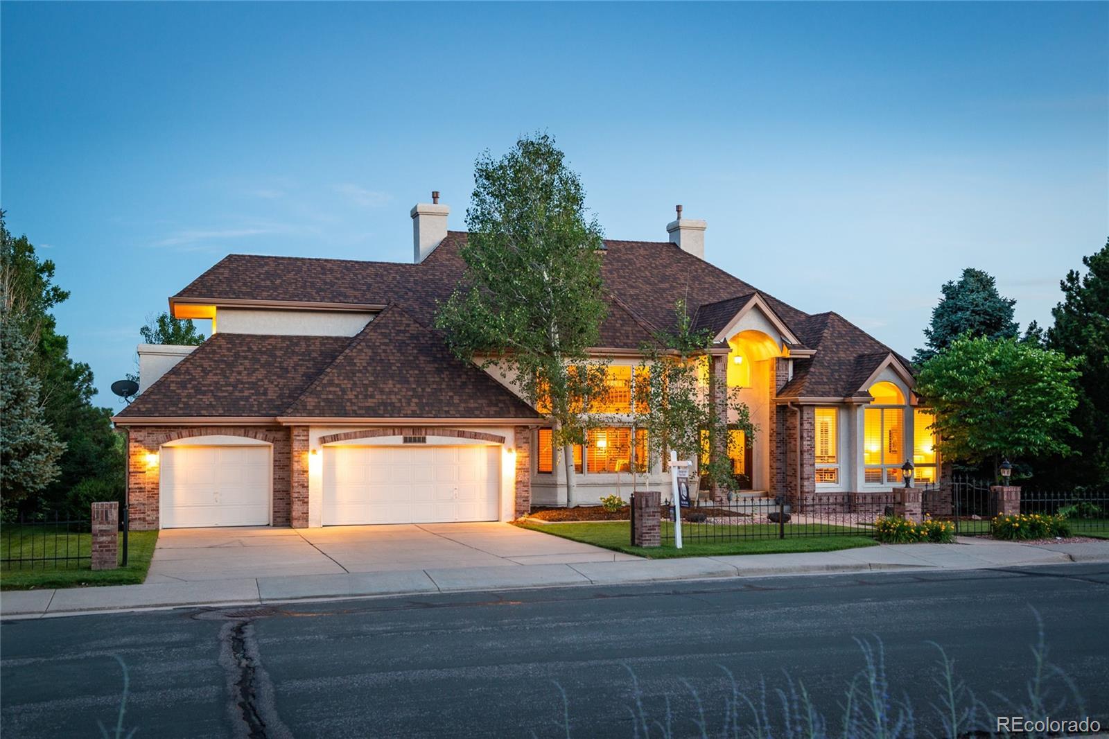 12970 W Auburn Avenue Property Photo - Lakewood, CO real estate listing