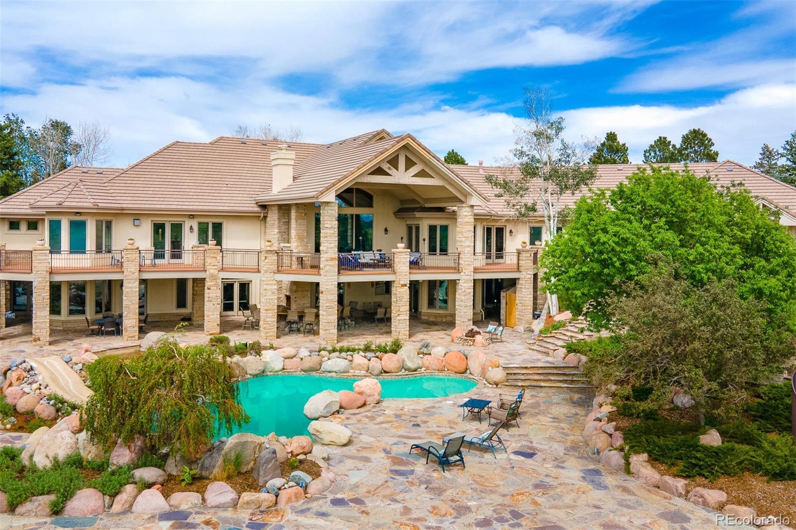 7250 Fox Creek Trail Property Photo - Franktown, CO real estate listing