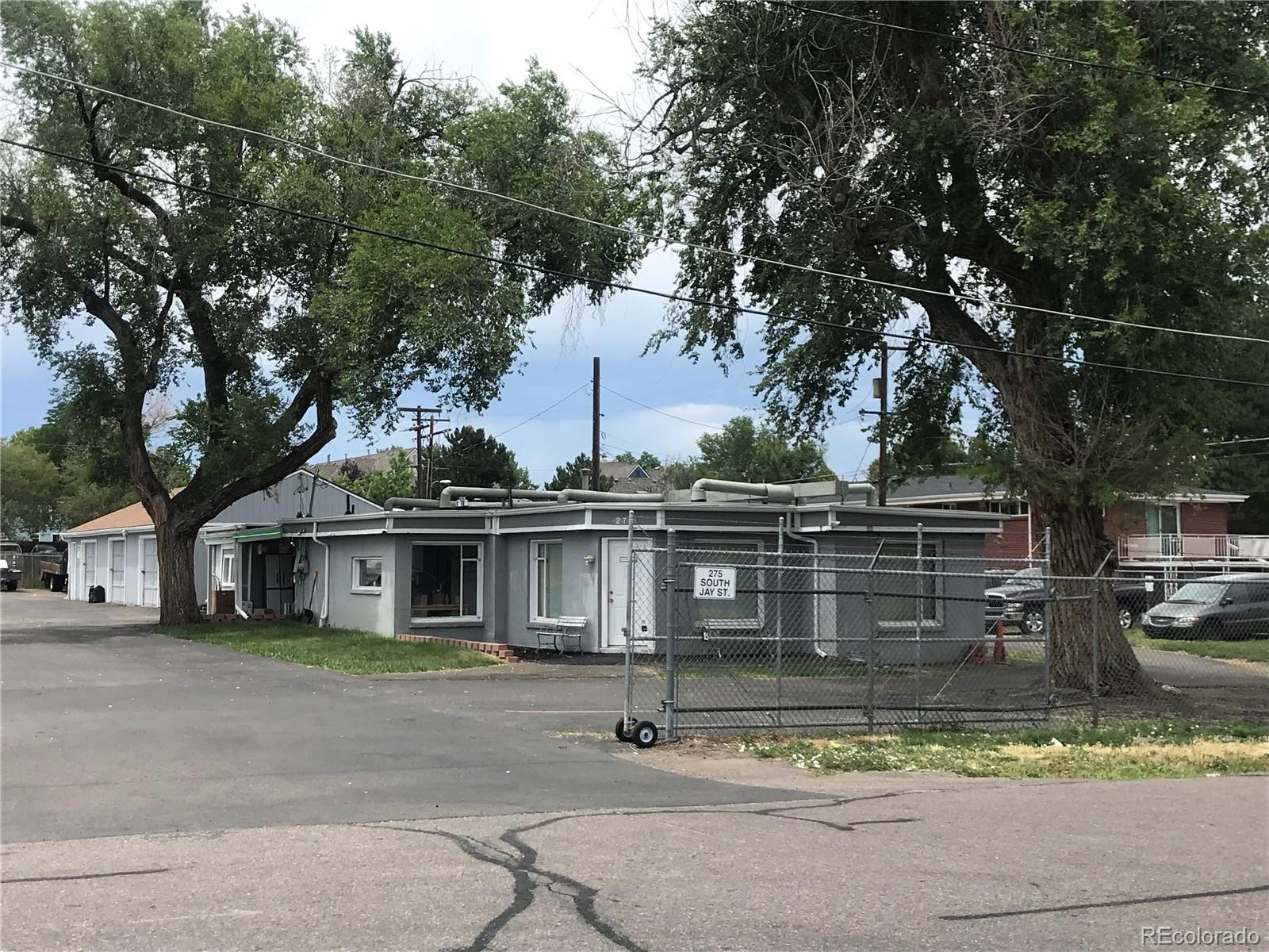 275 S Jay Street Property Photo - Lakewood, CO real estate listing