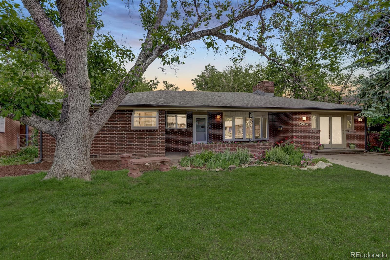3210 Arnett Street Property Photo - Boulder, CO real estate listing