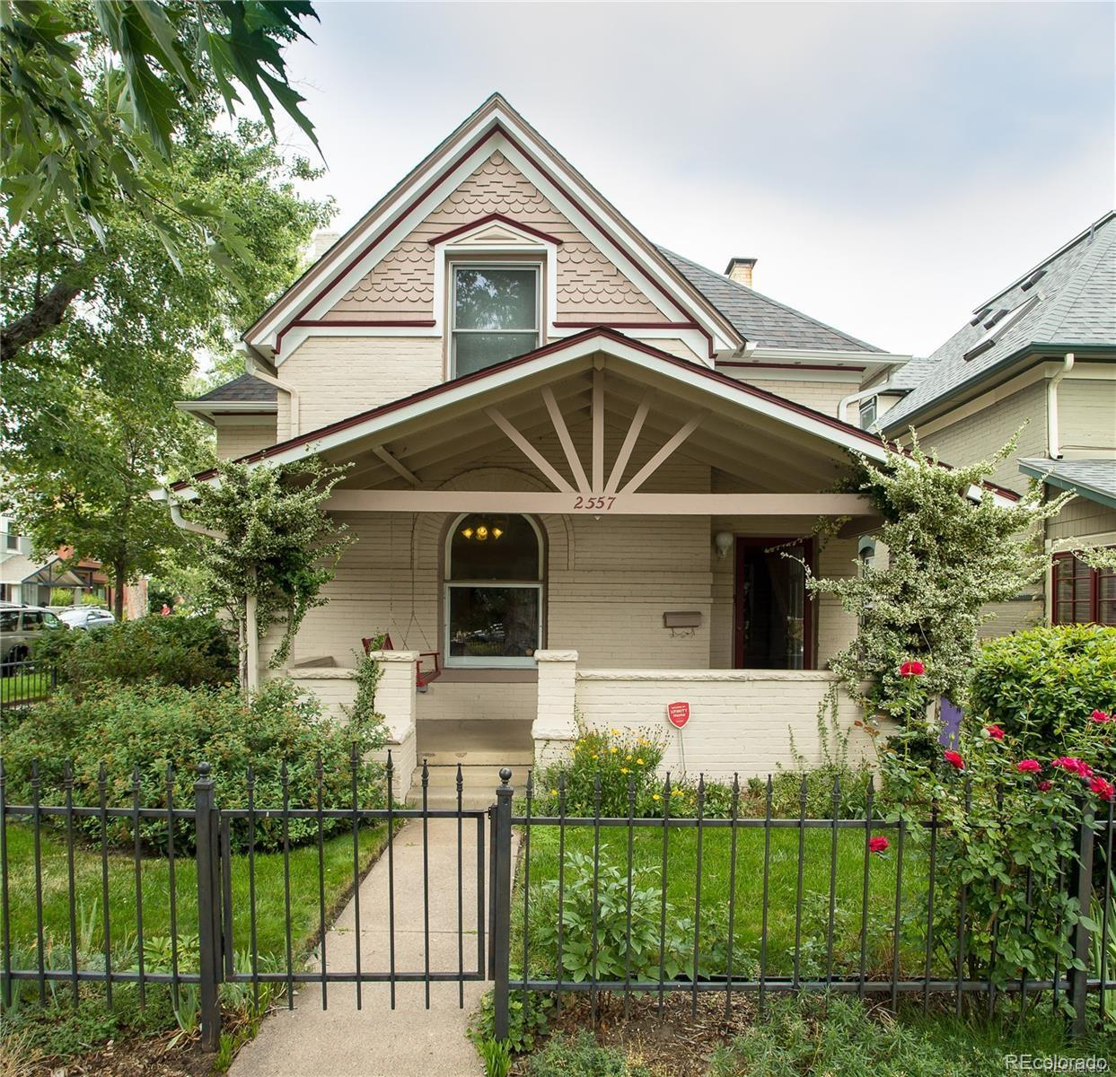2557 W 33rd Avenue Property Photo - Denver, CO real estate listing