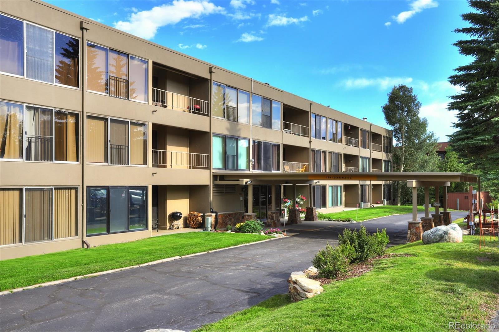 220 E La Bonte Street #226 Property Photo - Dillon, CO real estate listing