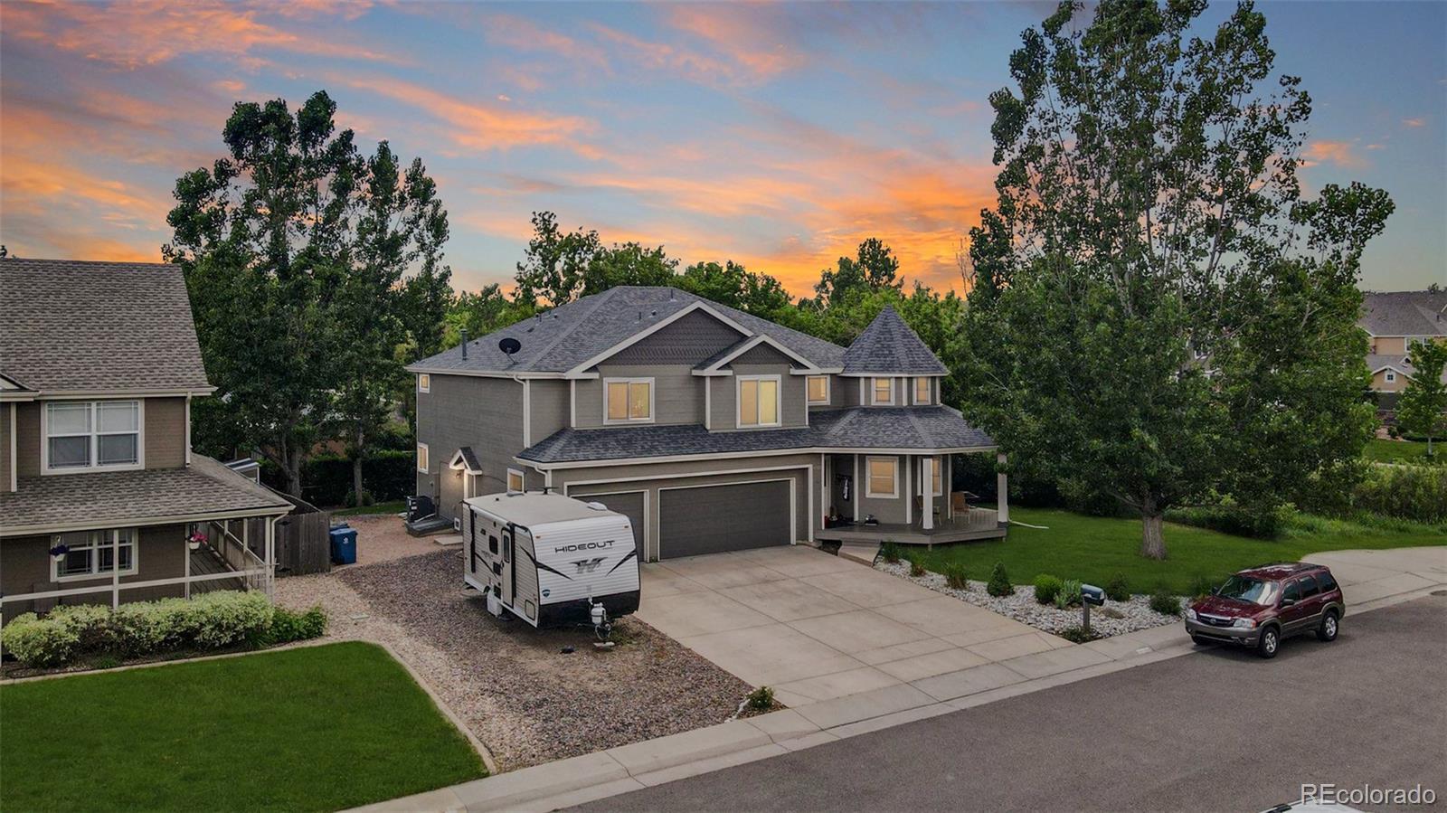 11528 W 70th Avenue Property Photo - Arvada, CO real estate listing