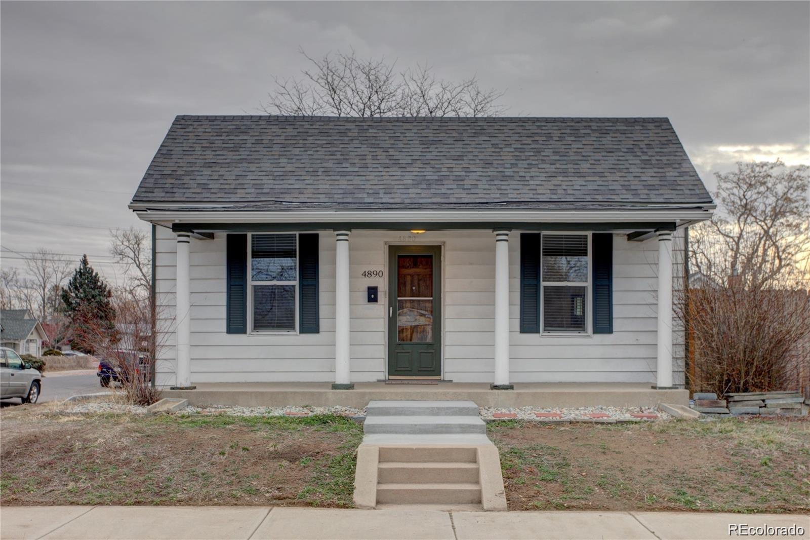 4890 Irving Street Property Photo - Denver, CO real estate listing