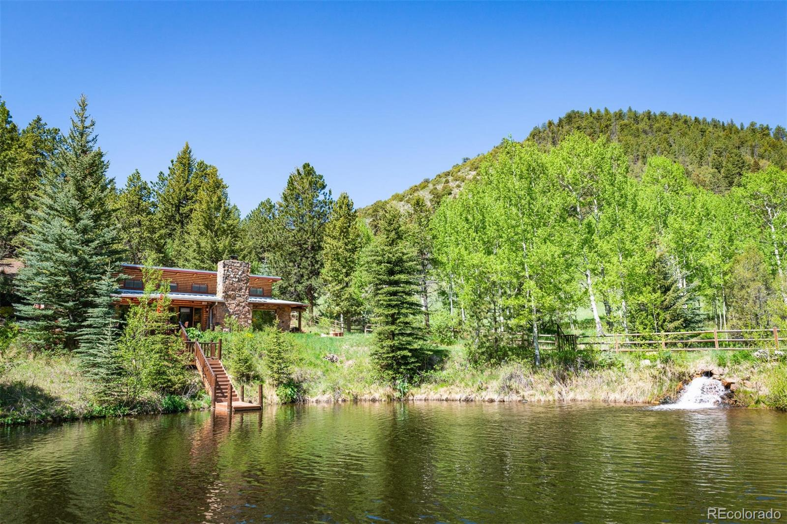 859 Mill Creek Road Property Photo - Dumont, CO real estate listing