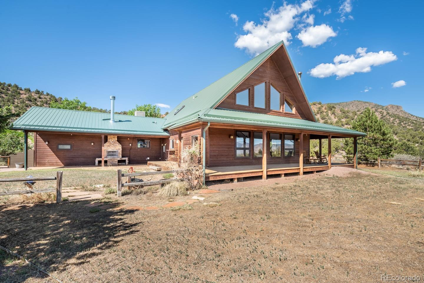 399 Copper Canyon Road Property Photo - Canon City, CO real estate listing