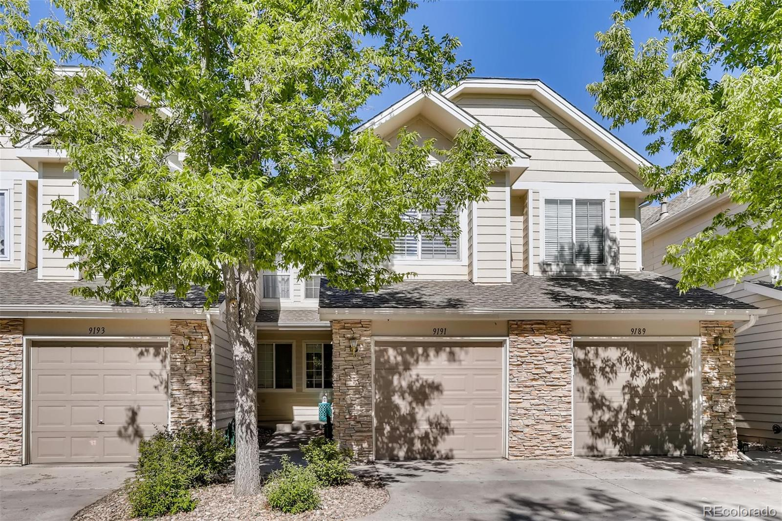 9191 W Phillips Drive Property Photo - Littleton, CO real estate listing