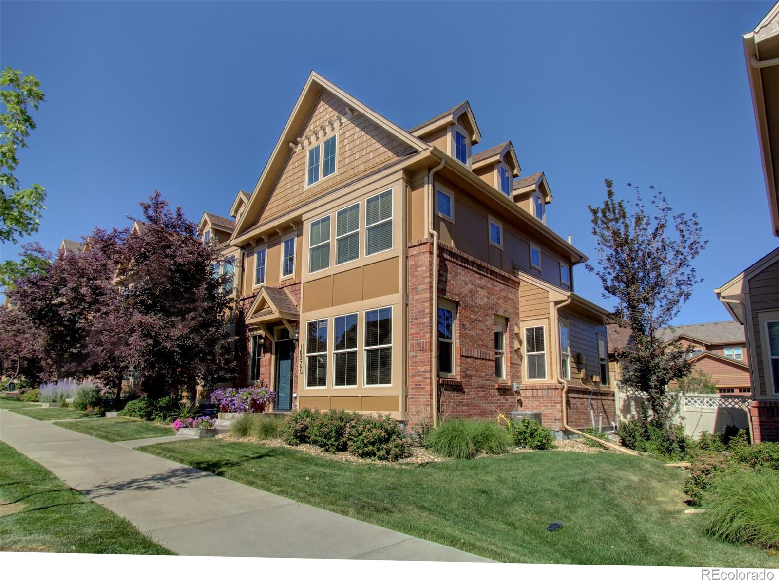 10277 Bellwether Lane Property Photo - Lone Tree, CO real estate listing