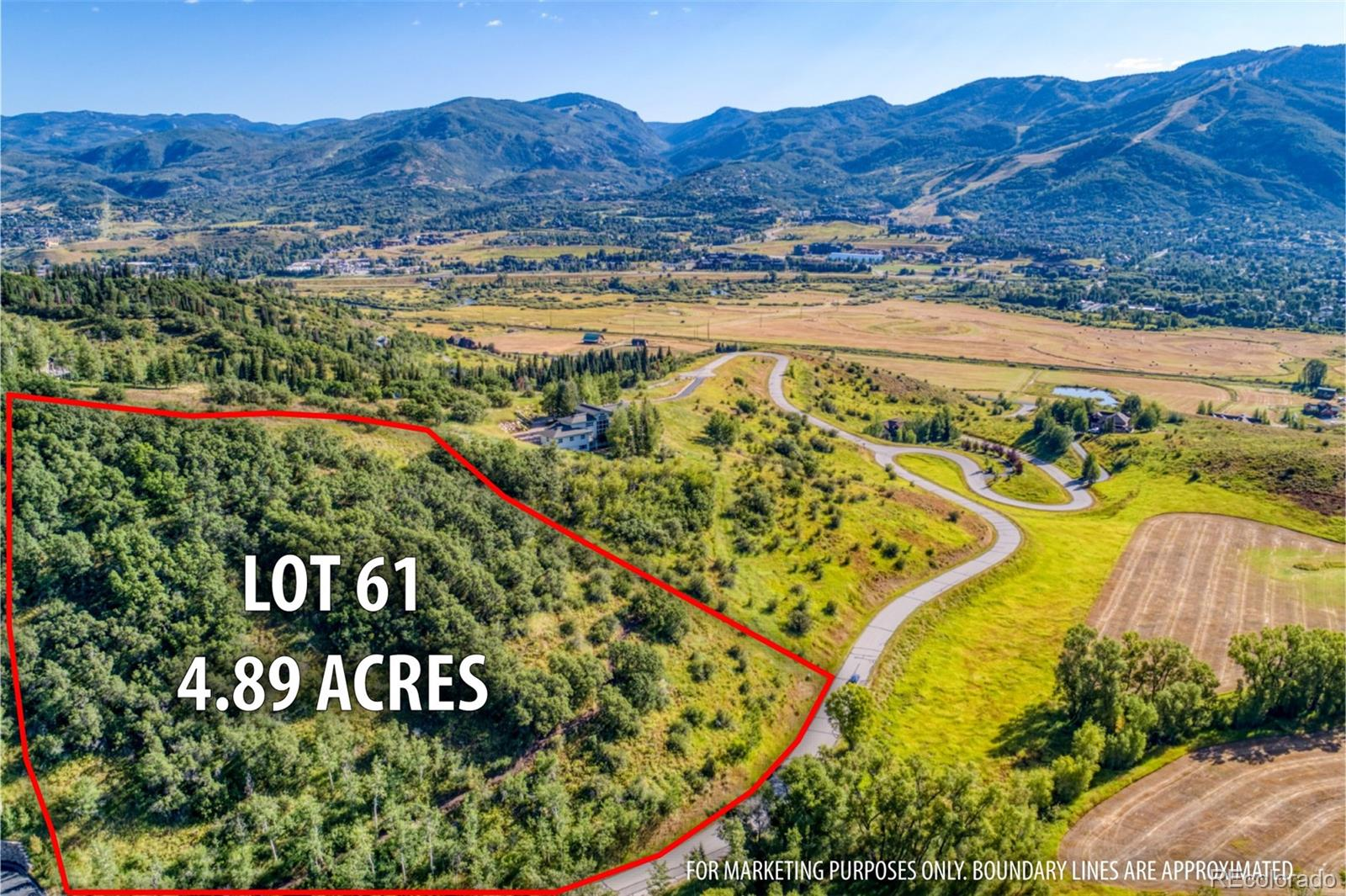 31675 Aspen Ridge Road Property Photo - Steamboat Springs, CO real estate listing