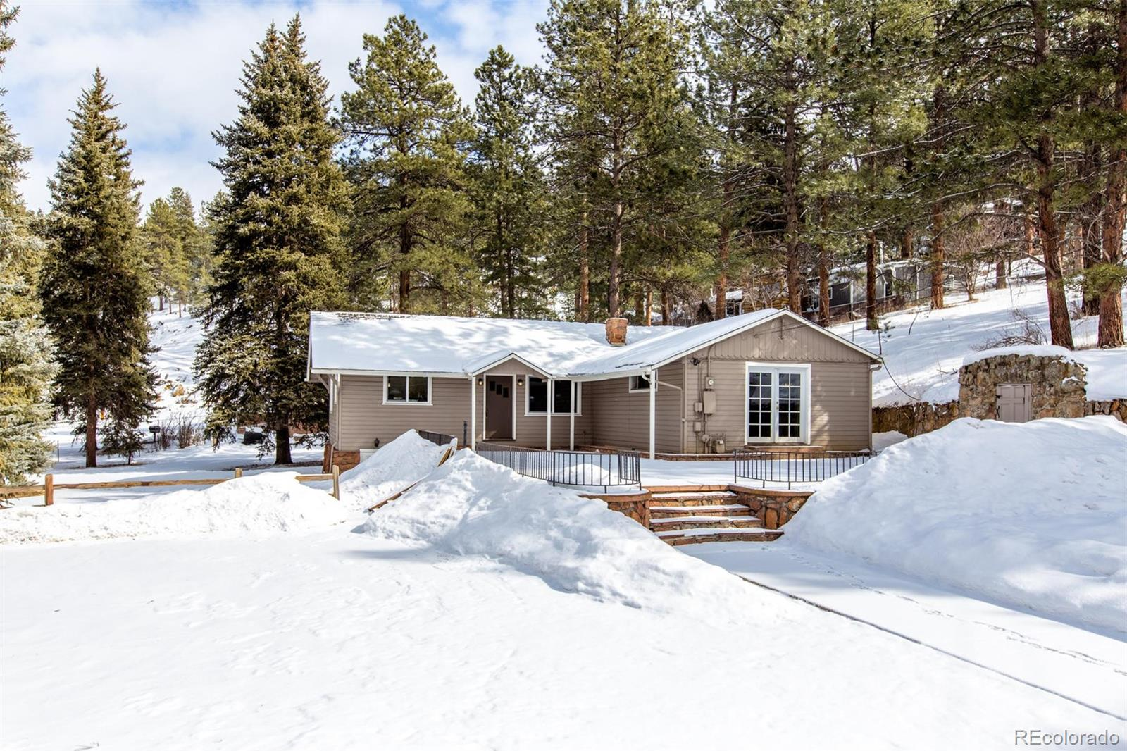 5230 County Highway 73, Evergreen, CO 80439 - Evergreen, CO real estate listing