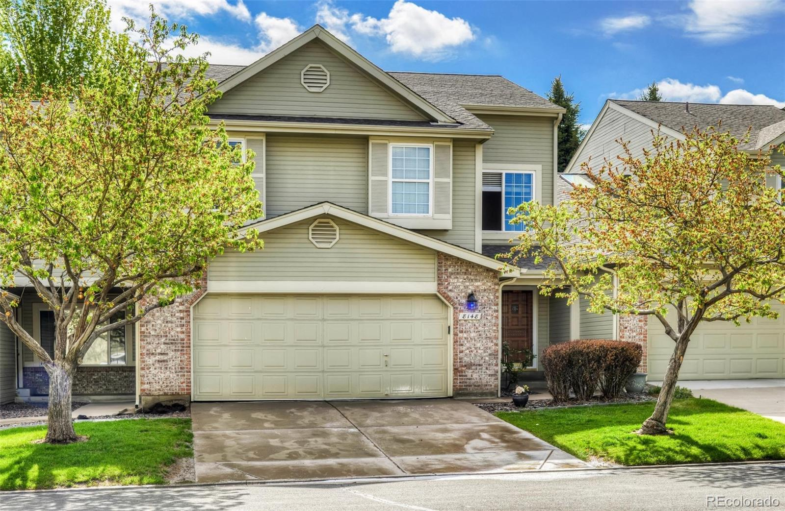 8148 S Humboldt Circle Property Photo - Centennial, CO real estate listing